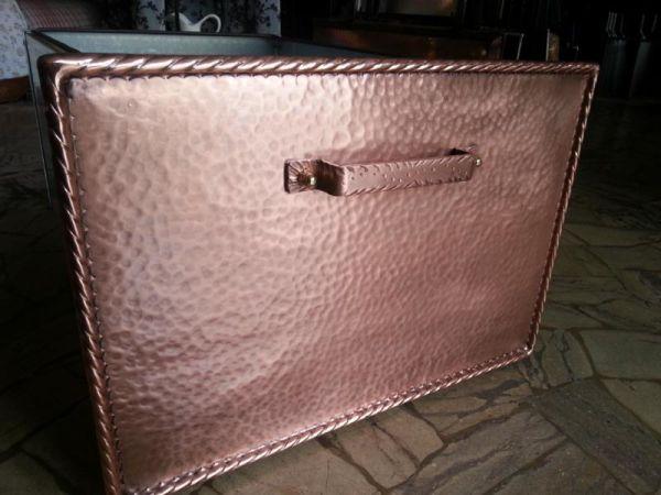 Cassetto porta legna