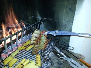 Pinza carne